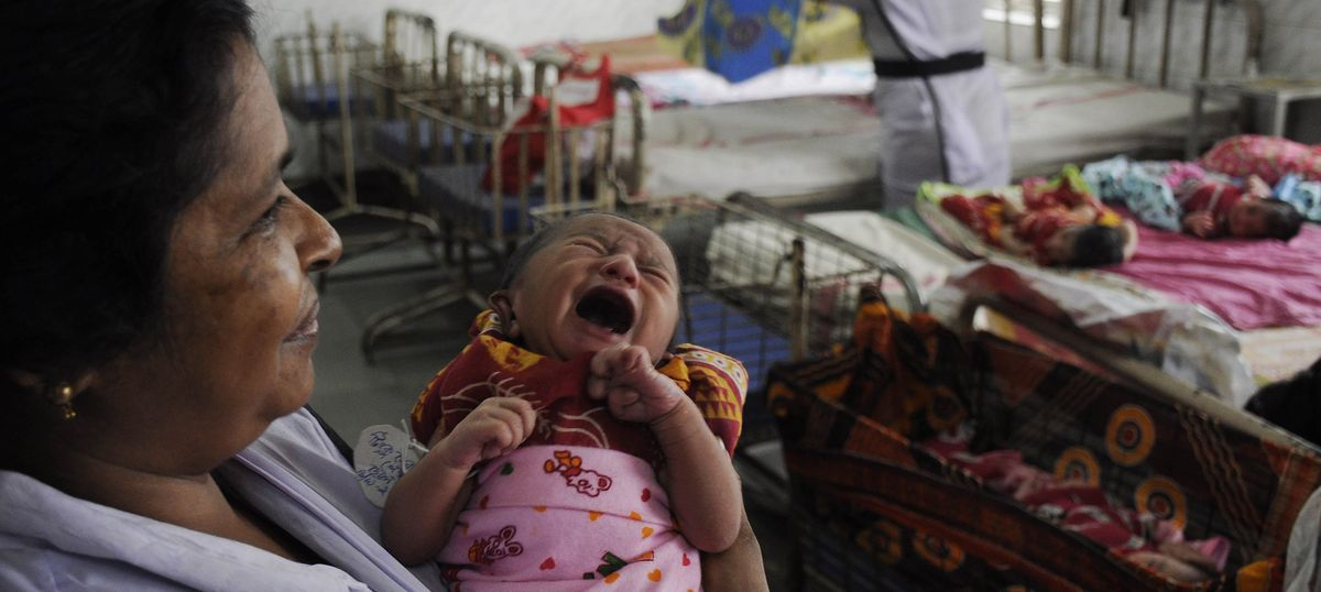 Better child care in Haryana must be cheered – but the improvement is unevenly distributed