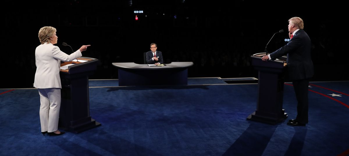 The big news: Trump and Clinton clash in final US presidential debate, and nine other top stories