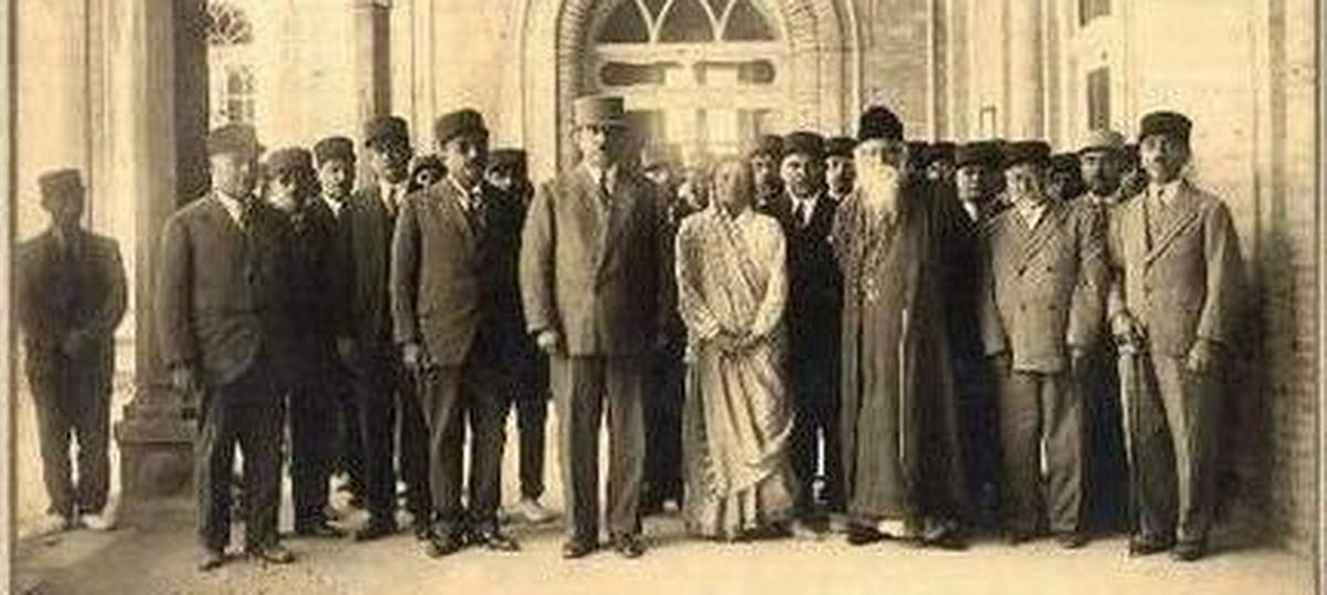 When Rabindranath Tagore revisited an old connection in Iran