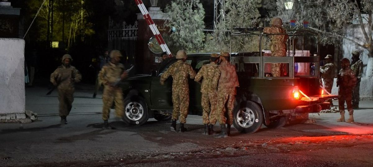 The big news: At least 50 dead in attack on police academy in Quetta, and nine other top stories