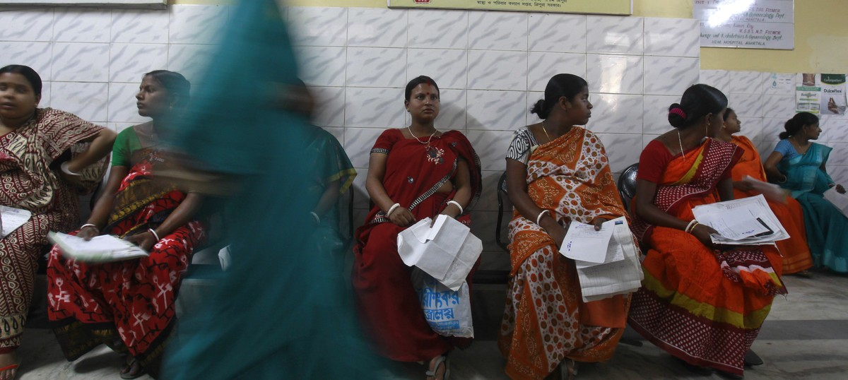 Global gender gap report: India among bottom 3 in health, last 10 in economic participation