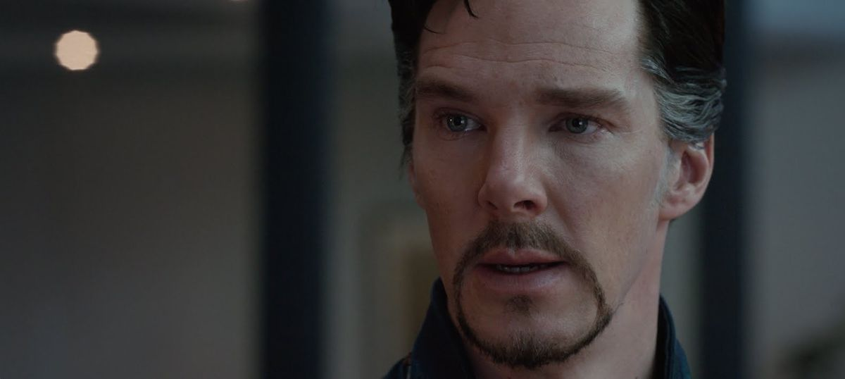 Benedict Cumberbatch might not look the part, but he is perfect for 'Doctor Strange'