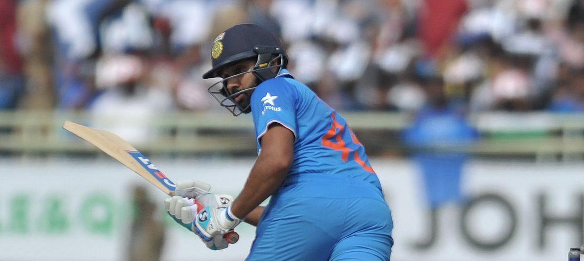Rohit Sharma, Virat Kohli half-centuries take India to 269/6 against New Zealand in 5th ODI