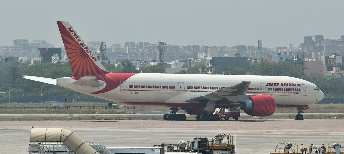 Air India apologises for inflight magazine article on 'non-vegetarian' food at Jagannath temple