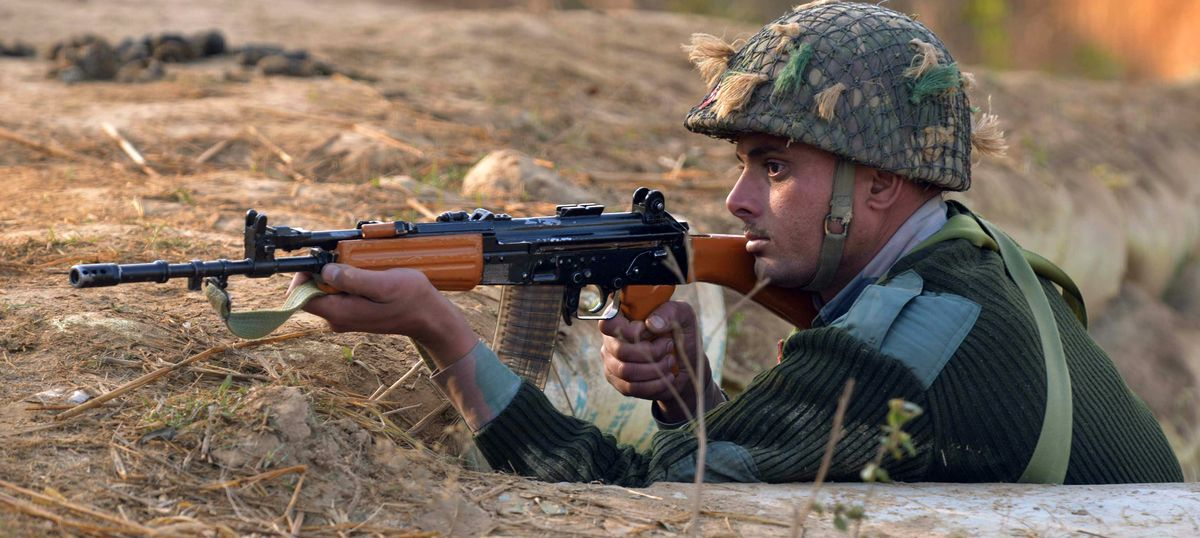 Four Pakistani posts destroyed during major operation in J&K's Keran sector, says Army