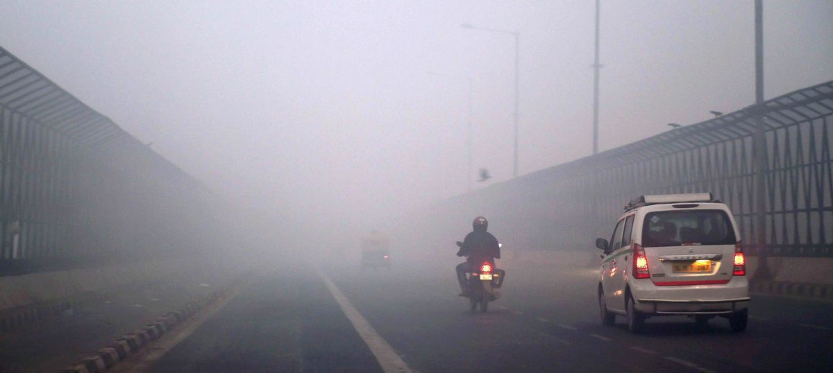 Pollution in charts: Smog blankets Delhi, several other cities as air quality worsens post Diwali