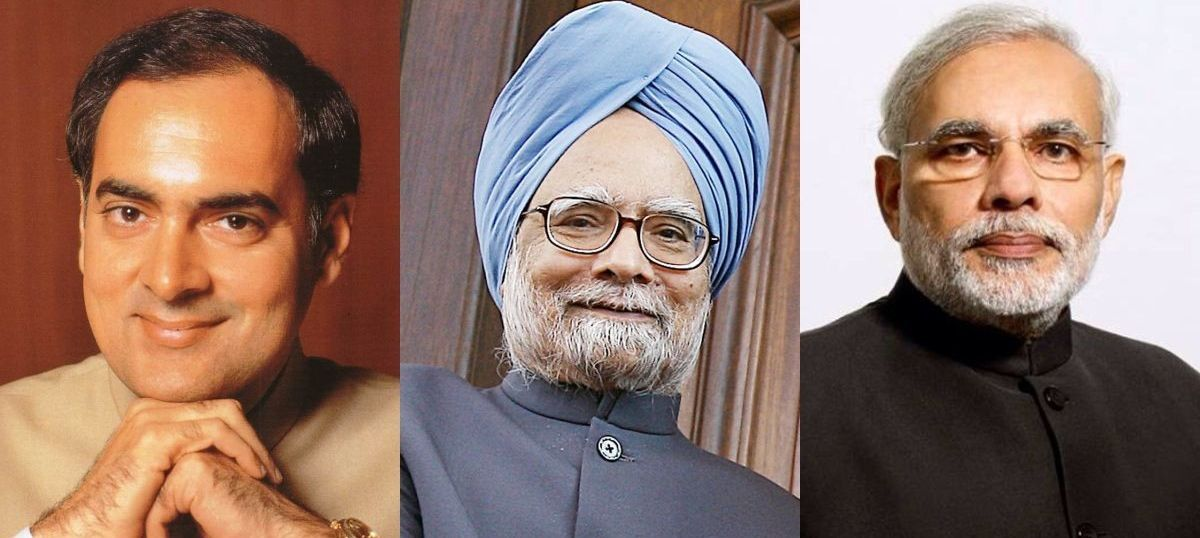 Seven reasons why Modi's model for 2002 should be Manmohan Singh – not Rajiv Gandhi