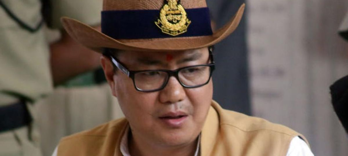 Kiren Rijiju says nobody should question government – but that's what he did as an Opposition MP