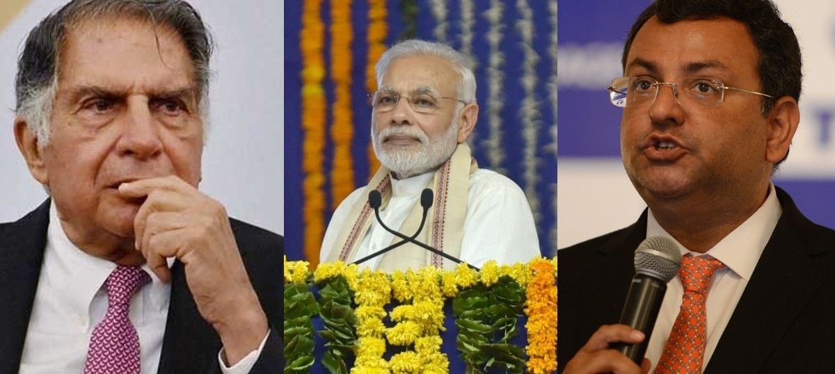 What Ratan Tata and Cyrus Mistry stand to gain by scrambling for Prime Minister Modi's ear