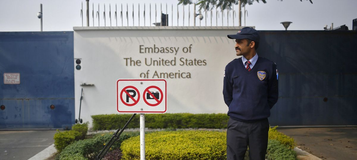 US embassy warns Americans of potential Islamic State attack in India