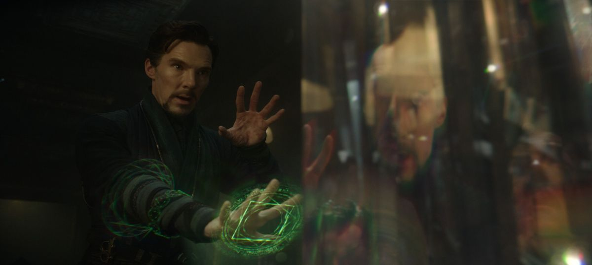 Film review:  'Doctor Strange' needed to be stranger and weirder