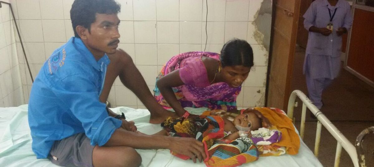 74 children dead as encephalitis outbreak in Odisha's Malkangiri district continues