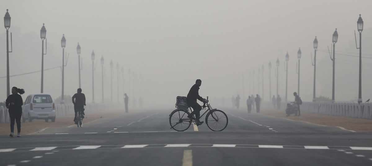 The Toxic Airborne Event: Delhi residents start petitions and protests in an attempt to breathe