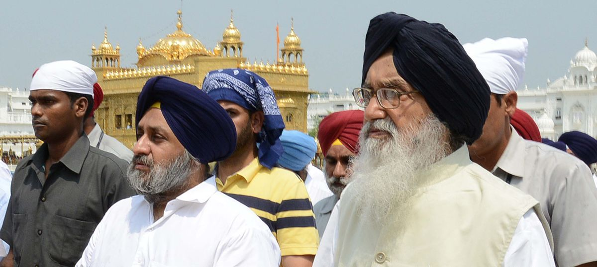 The three-way electoral battle in Punjab is still too early to call