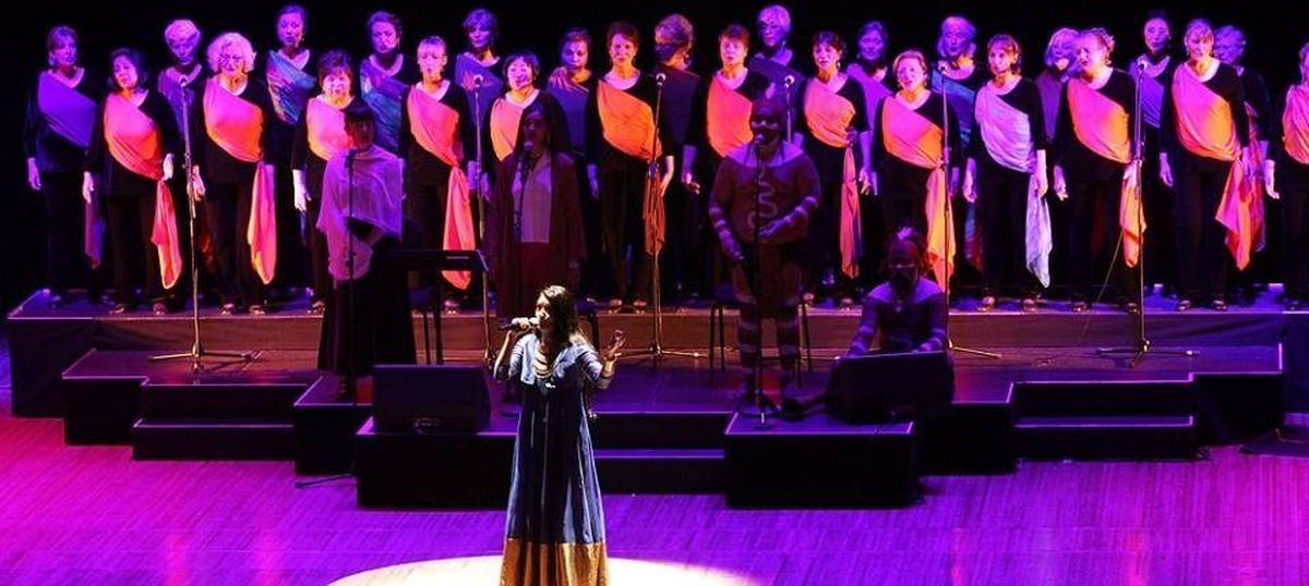 From Kannada rock to Sufi gospel: India puts its soft power on show in Australia