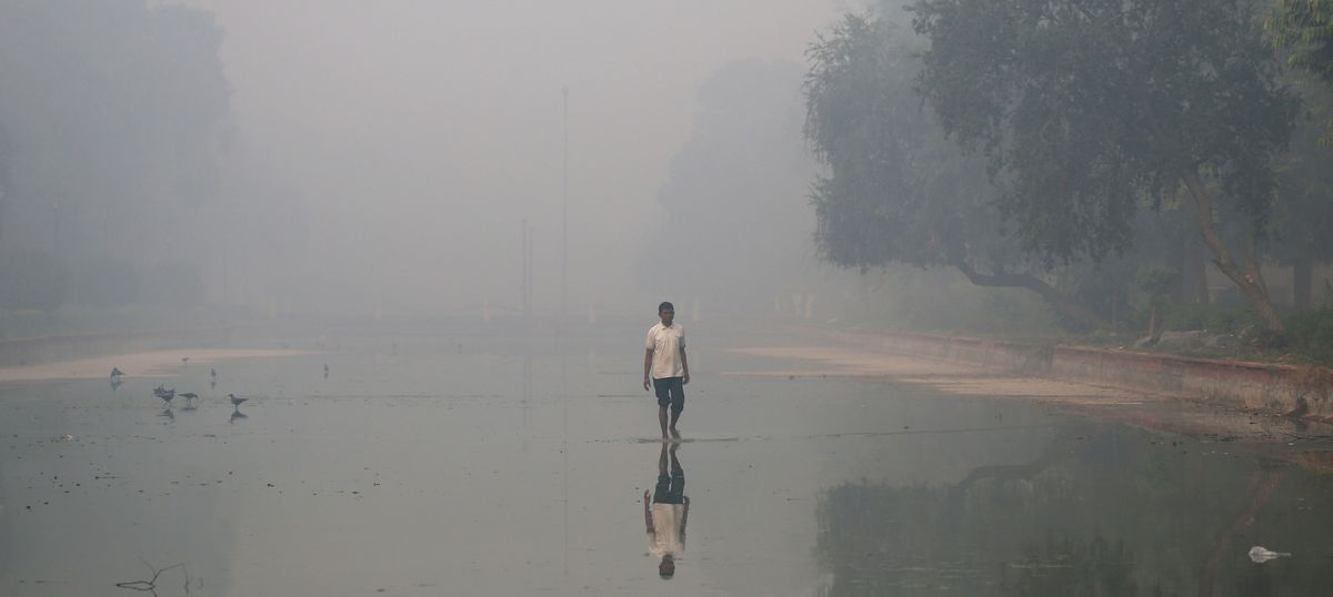 Delhi air pollution: Schools will remain closed for the next three days, says Arvind Kejriwal