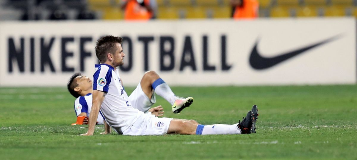 AFC Cup final: A gritty Bengaluru FC gave it their all but Air Force Club were just the better team