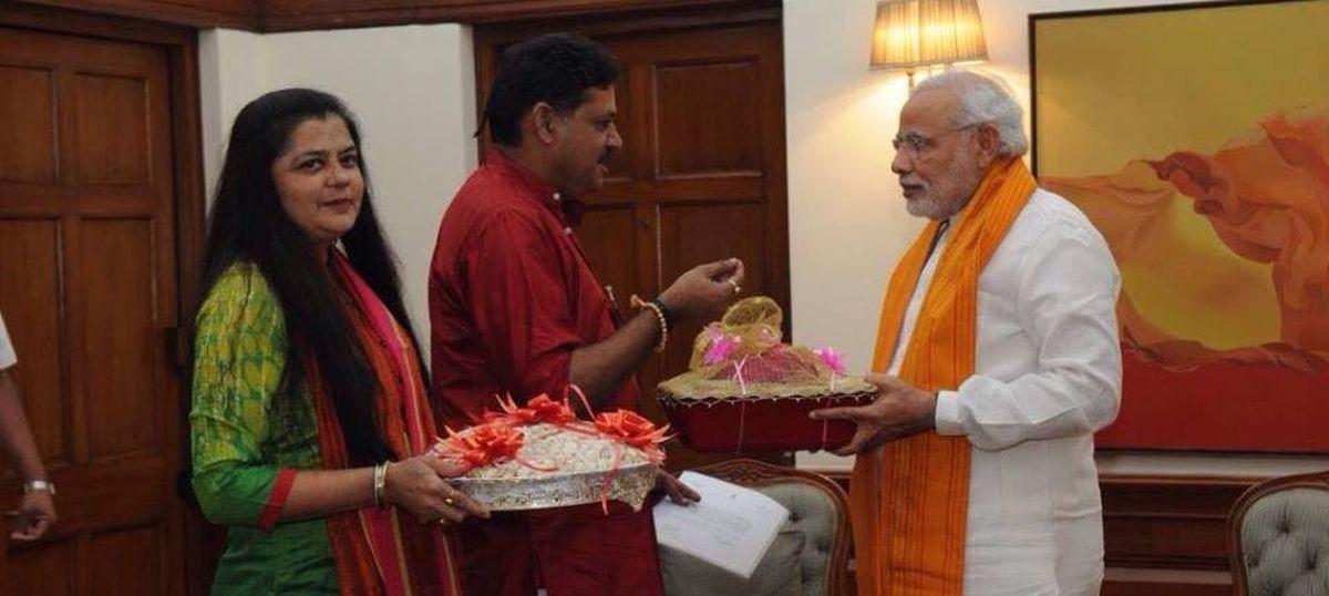AAP leader says BJP spokesperson Poonam Azad will join them on November 13
