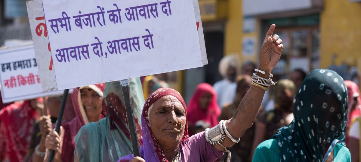 How an assault on Banjaras by gau rakshaks sparked an Una-like movement in Rajasthan