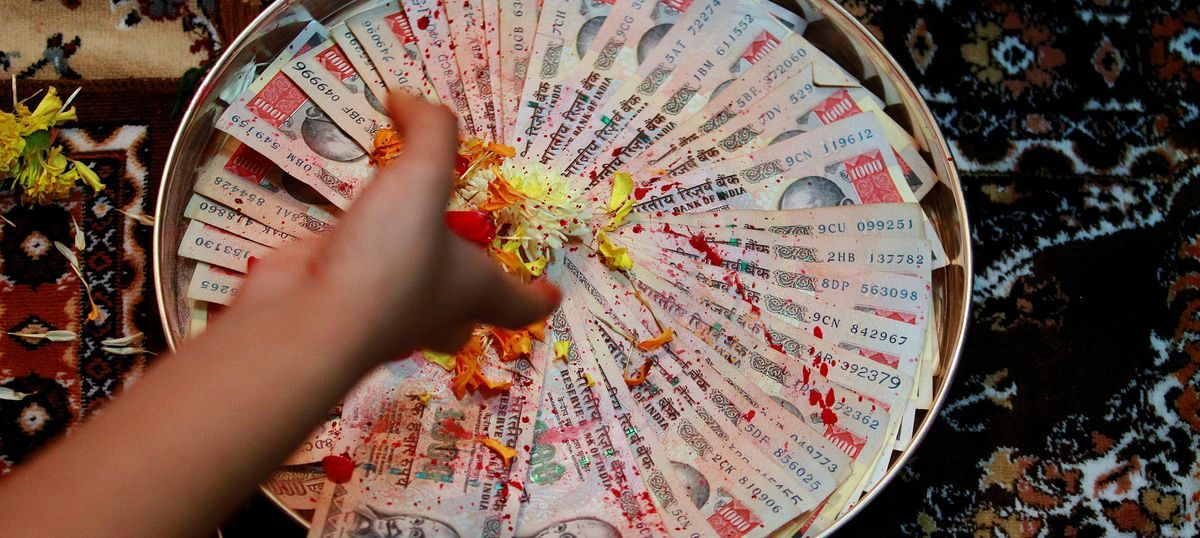 Yes, the move on black money was like the surgical strike – but not in the way the BJP thinks it was