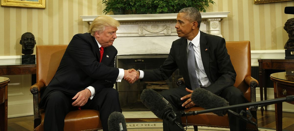 Had an excellent conversation with President-elect Donald Trump, says Barack Obama