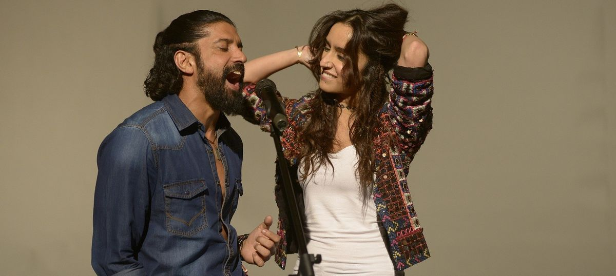 Film review: 'Rock On 2' is an off-key sequel