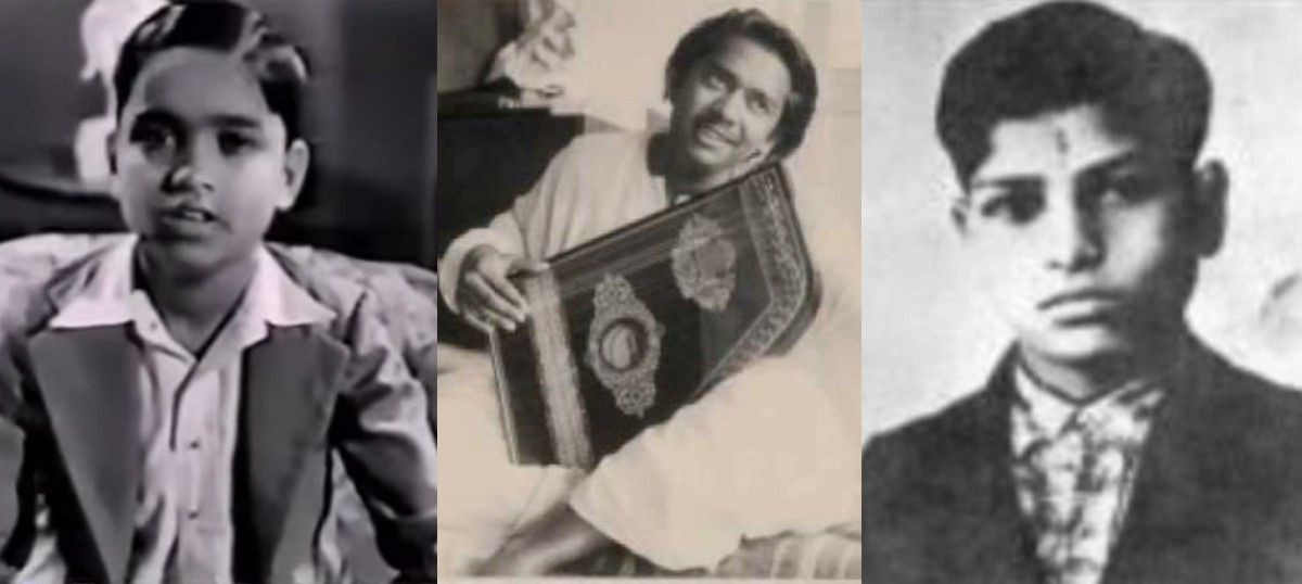 For Children's Day, three prodigiously talented child musicians of the 1930s