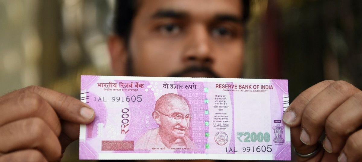 Use of Devanagari numerals on new banknotes draws complaints of Hindi chauvinism