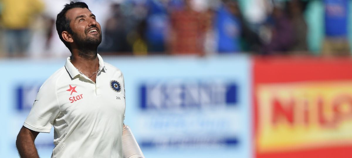 Cheteshwar Pujara is too much of a nice guy and that's a problem