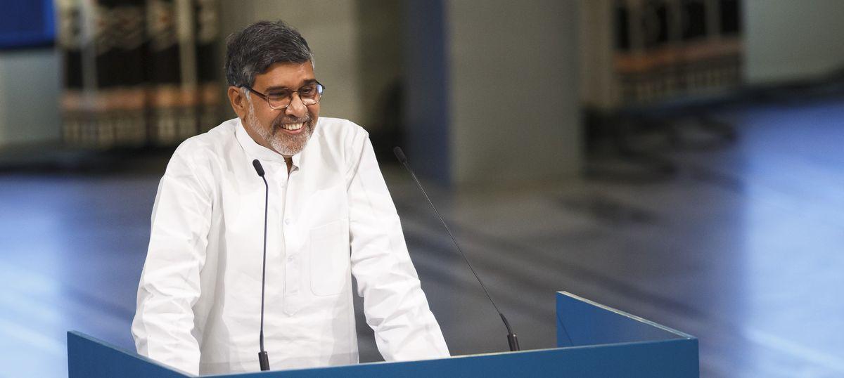Child labour contributes to black money problem, says Nobel laureate Kailash Satyarthi