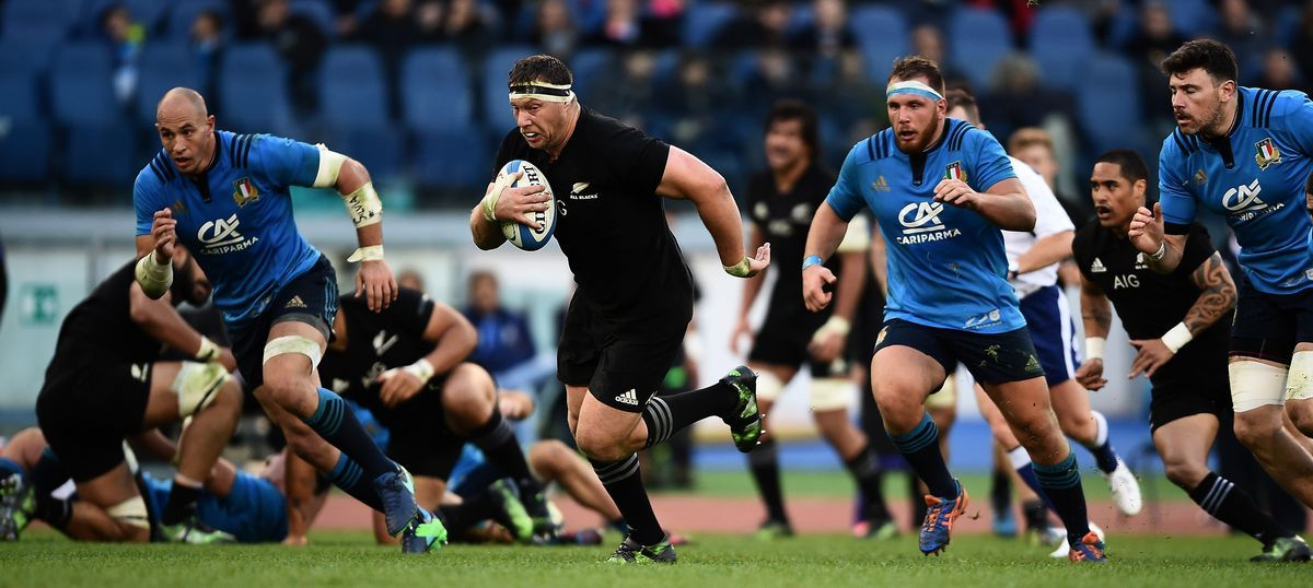 Are the current All Blacks the greatest rugby team of all time?