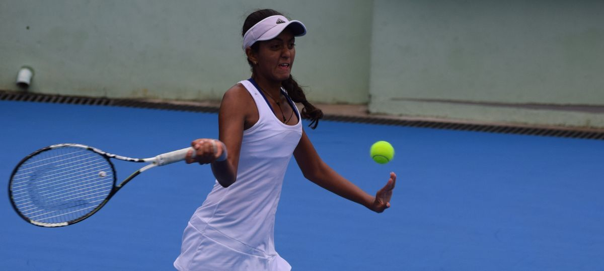 After breaking Sania Mirza's record, India's top-ranked junior, Zeel Desai, is aiming for the Slams