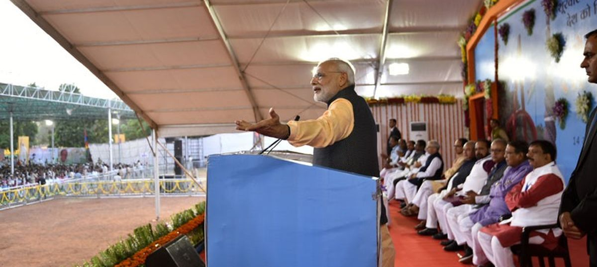 Narendra Modi calls for peace as Opposition readies for month-long Parliament session