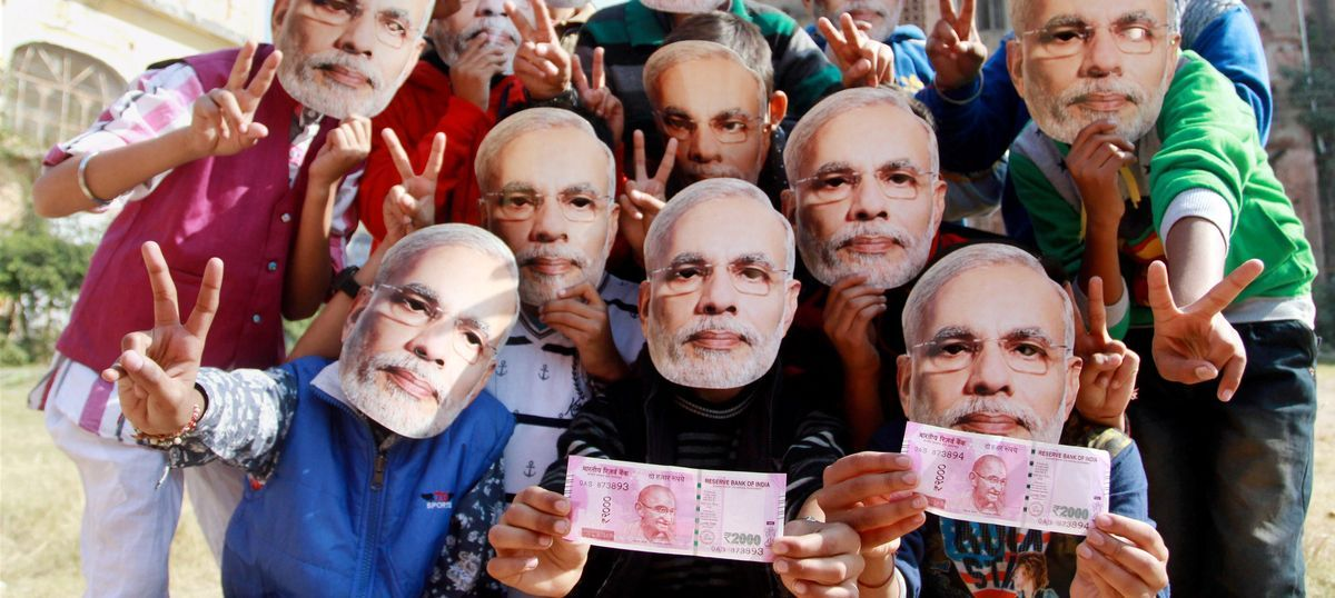 The Daily Fix: Could Modi's bold demonetisation move prepare ground for more risky reform?