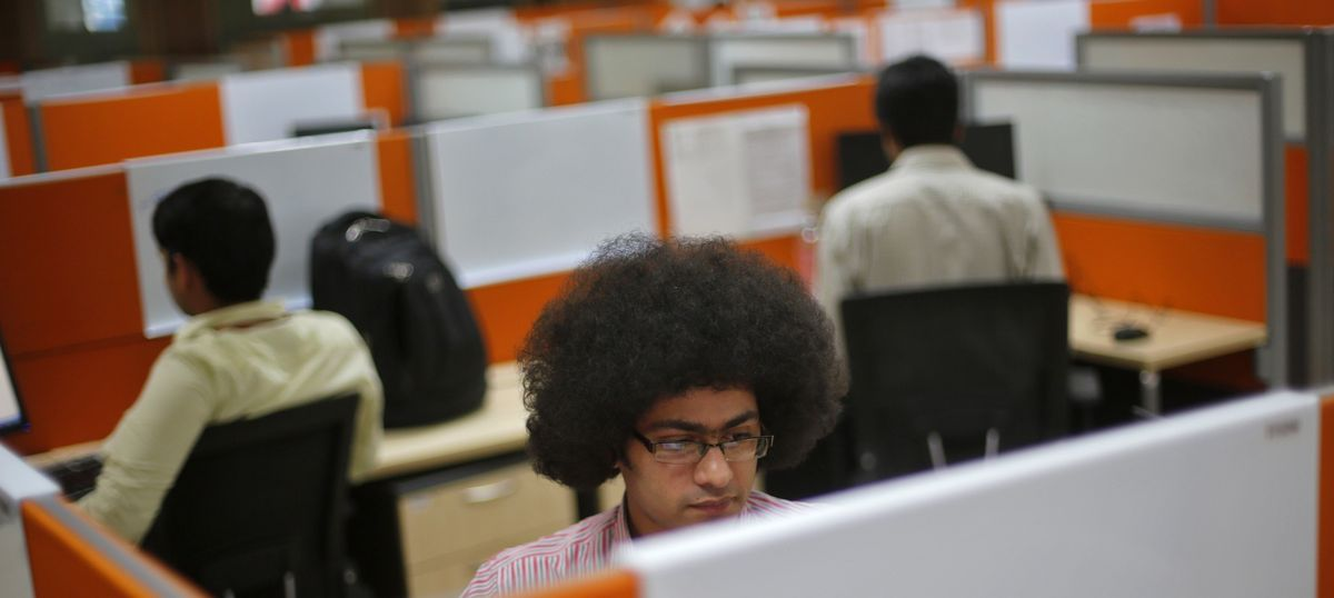 Nasscom cuts growth rate of India's IT services sector to 8%-10%