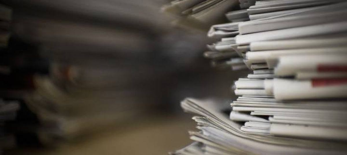 The cash crunch has forced Manipur to make do with no newspapers for three days