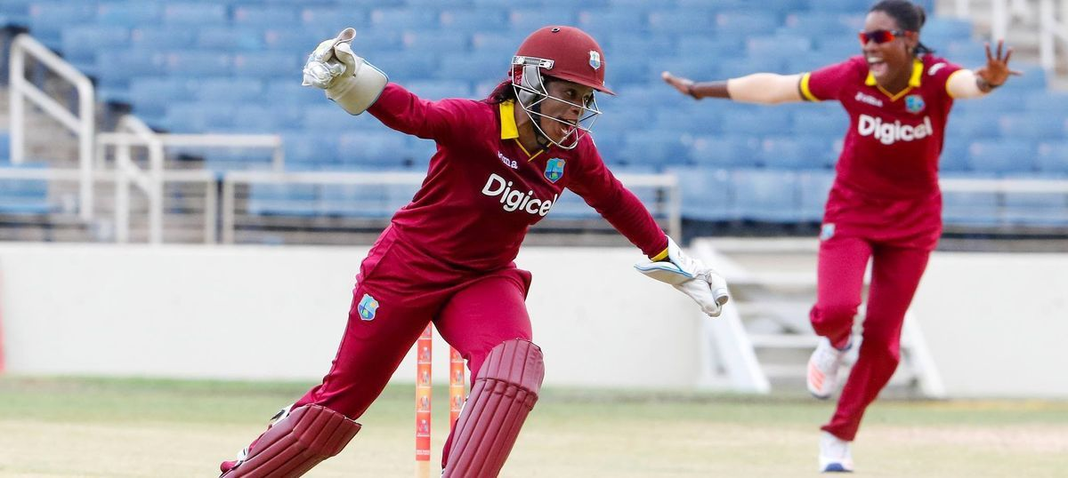 Meet Merissa Aguilleira, the Windies cricketer committed to getting young lives back on track