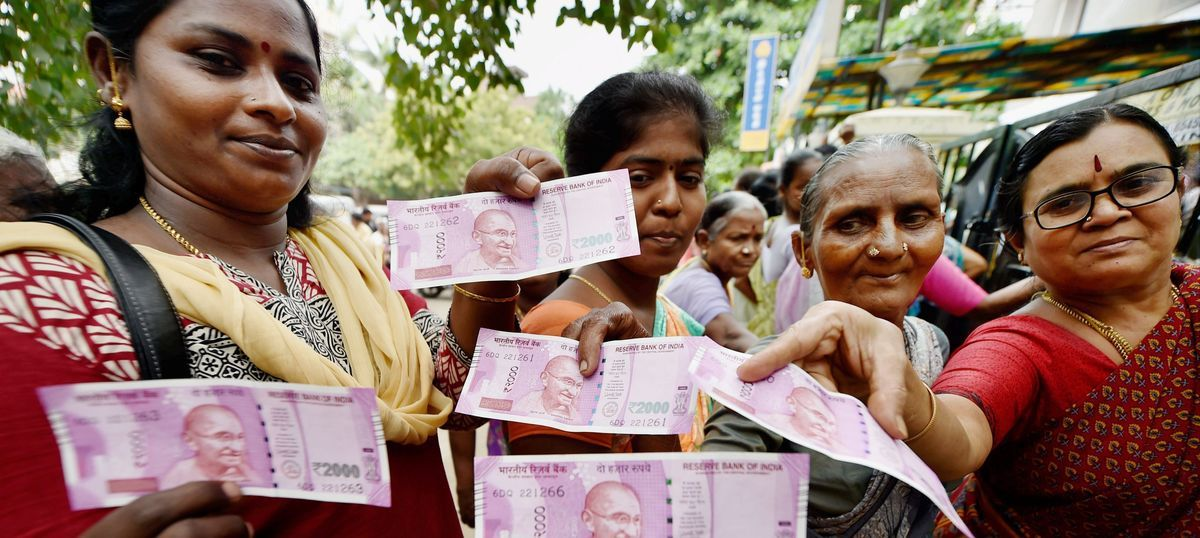 Demonetisation: Fitch Ratings uncertain about long-term benefits of currency discontinuation