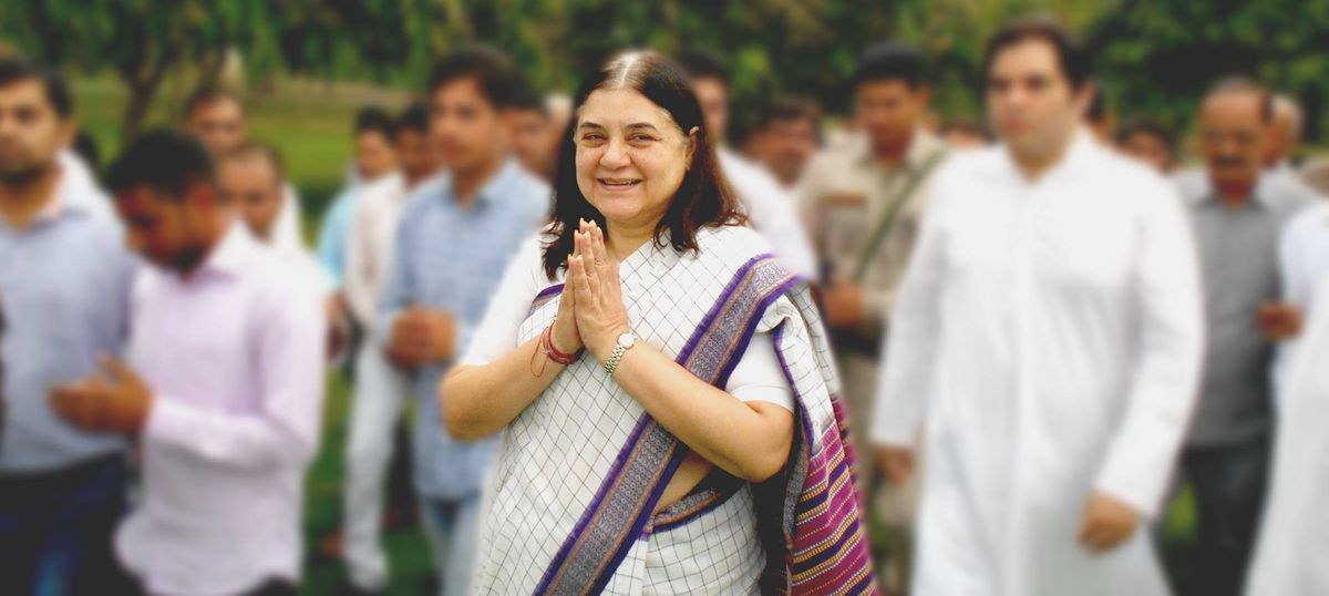 Why does Maneka Gandhi think rape rates are an international competition?