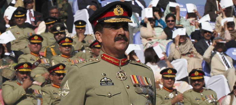 A change of guard in the Pakistan Army may be driving border hostilities