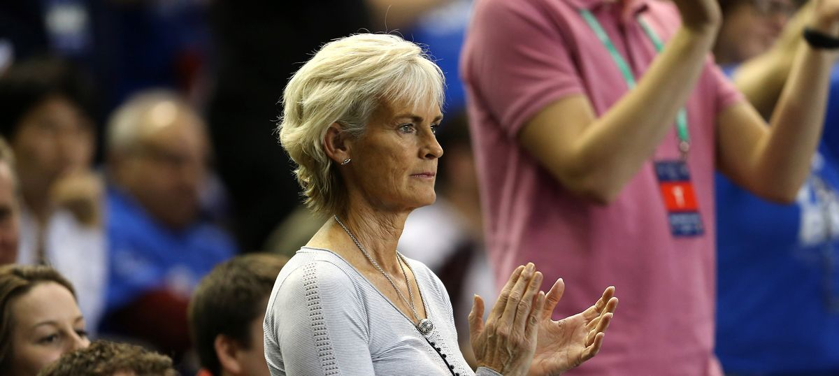 It's important to not forget Judy Murray in the trailblazing achievements of the Murray brothers