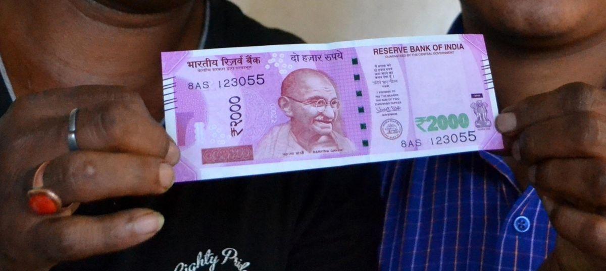 Devanagari script on Rs 2,000 note is just a design, Centre tells Madras High Court