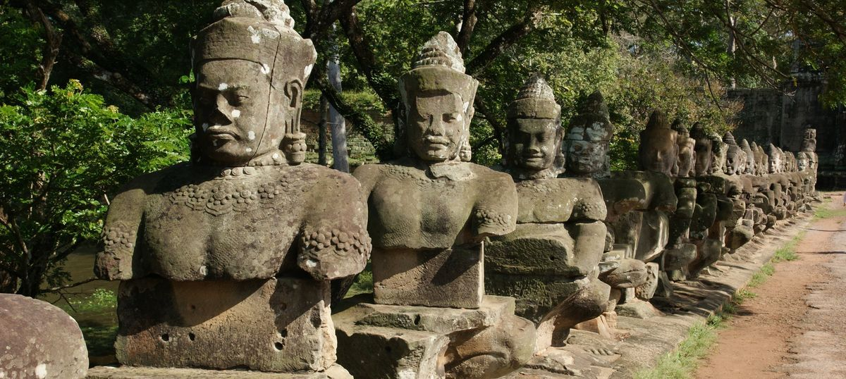Angkor replicated: How Cambodian workshops produce fake masterpieces, and get away with it