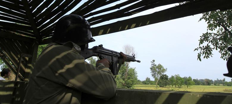 The big news: Pakistan says firing by Indian Army killed 12, and nine other top stories
