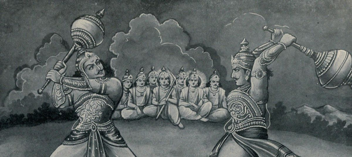 First read: When the Tamil Lalgudi Iyer discovers he is the reincarnation of Bhima