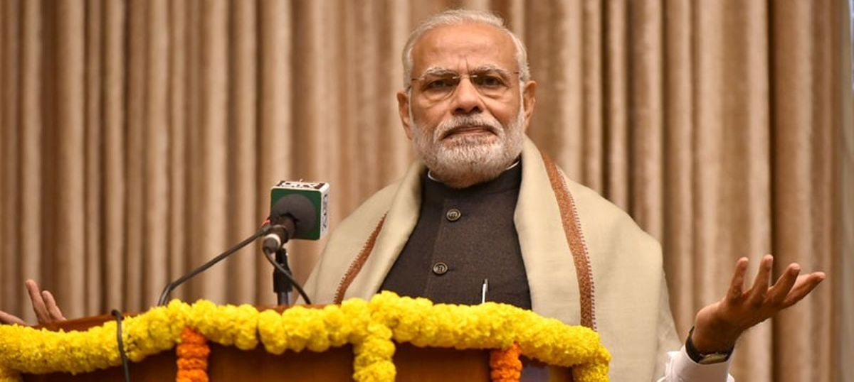 Water that belongs to India cannot be allowed to go to Pakistan, says Narendra Modi