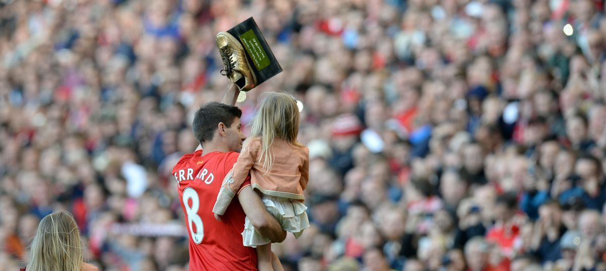 Premier League medal or not, Steven Gerrard was a rare gem and the game is much poorer without him