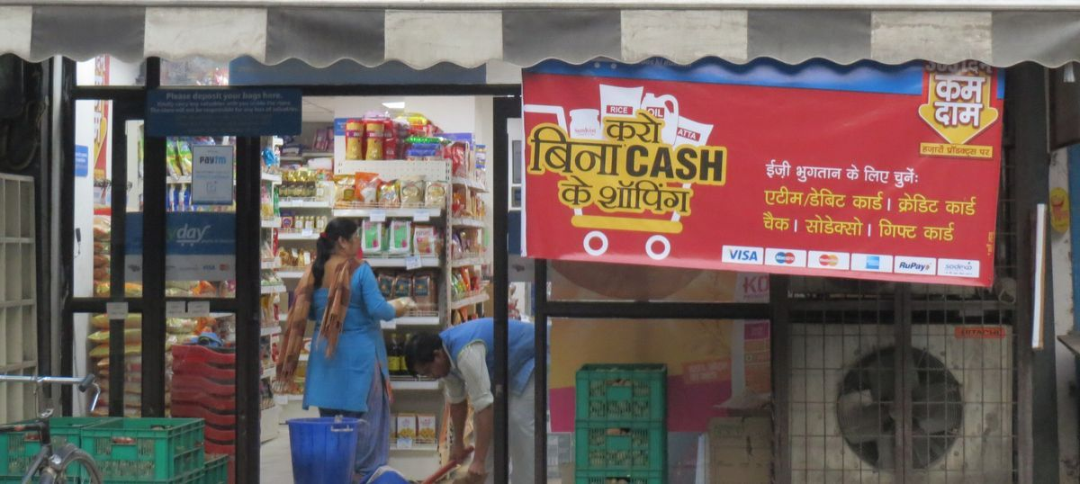 Centre's push to go cashless will have to surmount illiteracy, lack of trust in digital payments