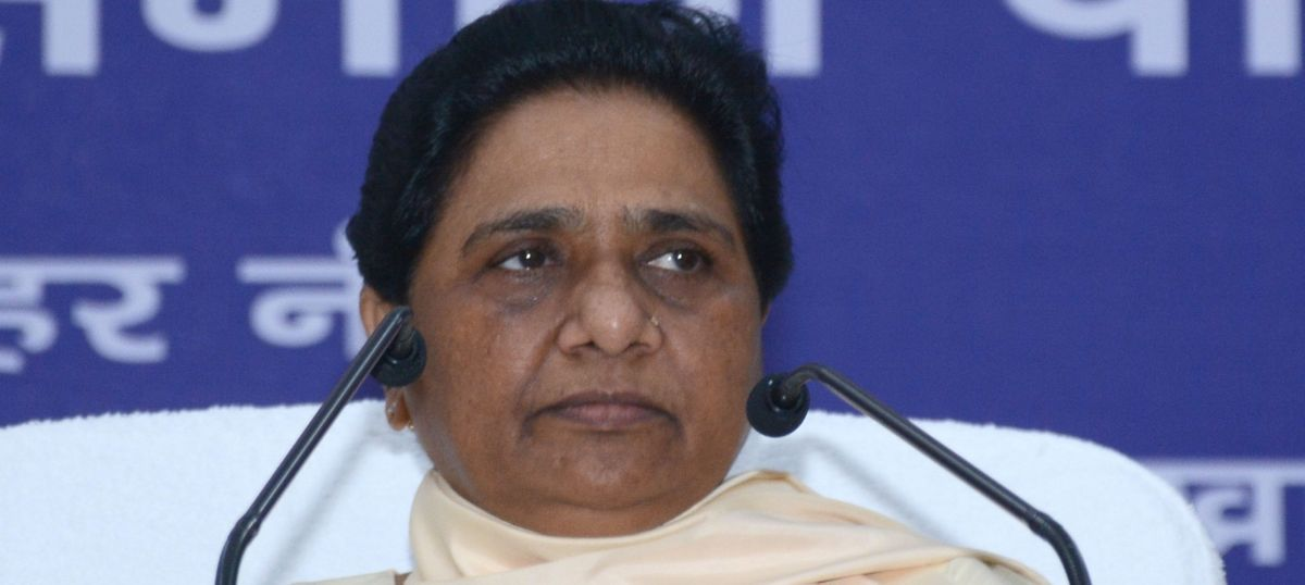 Demonetisation was announced to fulfil BJP's political interests, says Mayawati
