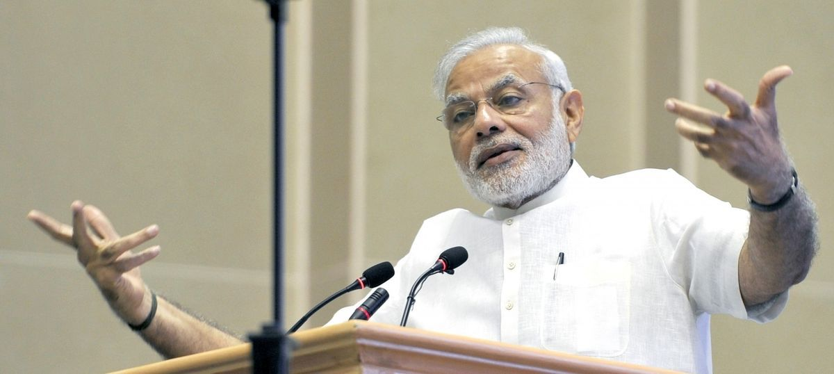 'My mobile, my bank, my wallet': Narendra Modi urges youth to switch to e-banking, other such tech